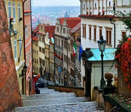 Vé máy bay đi Prague giá rẻ