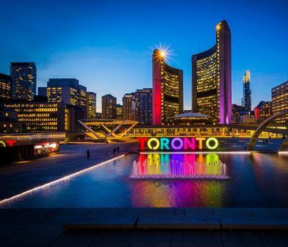 Vé máy bay đi Toronto giá rẻ