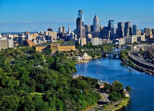Vé Máy Bay Korean Air Đi Philadelphia Giá Chỉ Từ 500 Usd