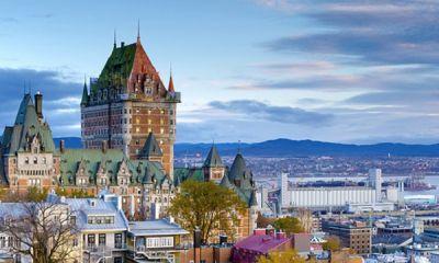 Vé máy bay đi Quebec giá rẻ Korean Air