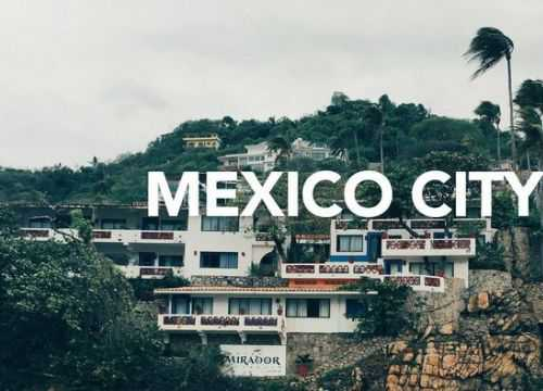 Vé máy bay đi Mexico City giá rẻ