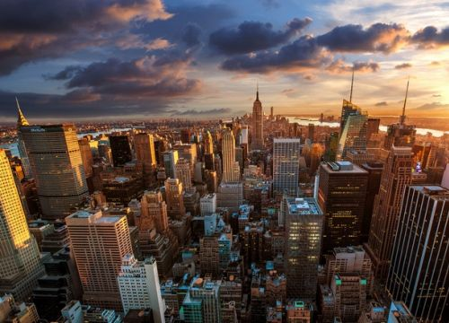 Đặt Vé Máy Bay Đi New York Giá Rẻ nhất