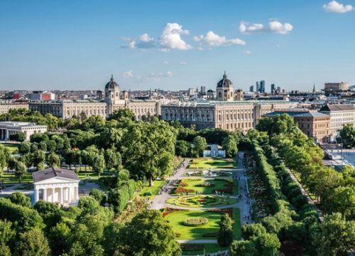 Vé máy bay đi Vienna – Áo