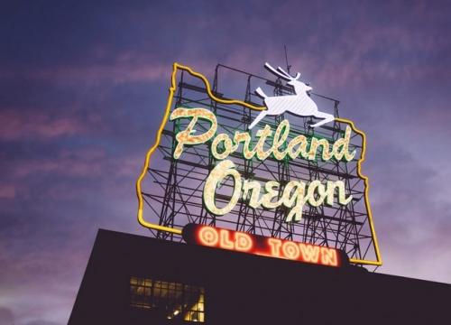 Vé Máy Bay Đi Portland Mỹ