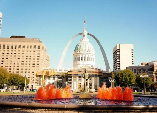 Vé Máy Bay Đi St. Louis Giá Rẻ Nhất
