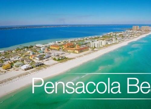 Vé máy bay đi Pensacola giá rẻ