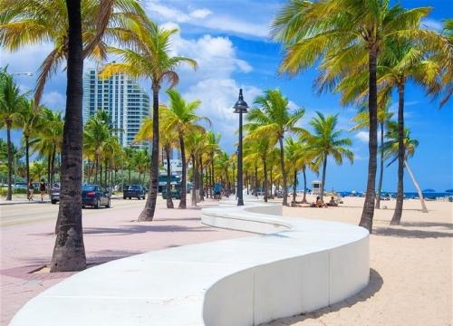 Vé Máy Bay Đi Mỹ Giá Rẻ Đến Fort Lauderdale