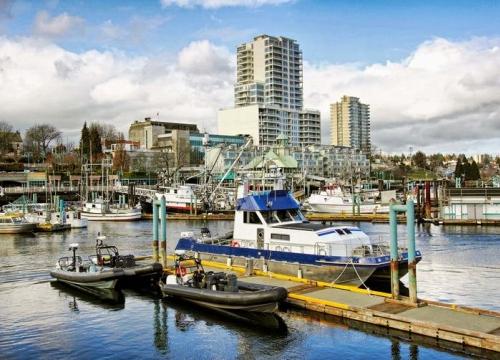 Vé Máy Bay Đi Canada Giá Rẻ Đến Nanaimo