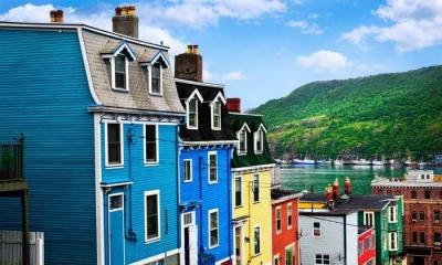Vé Máy Bay Đi Canada Giá Rẻ Đến St. John's