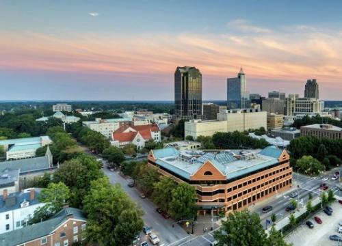 Vé Máy Bay Đi Mỹ Giá Rẻ Đến Raleigh Durham