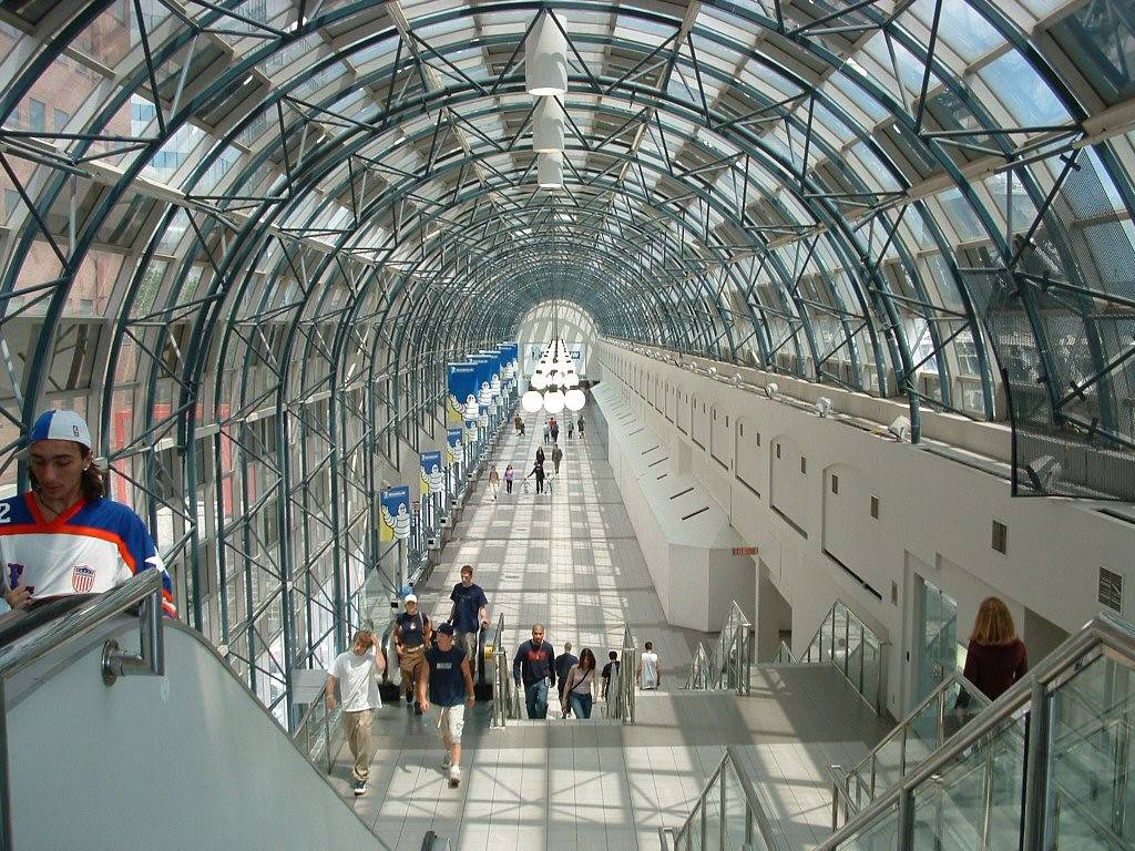 Toronto-Skywalk