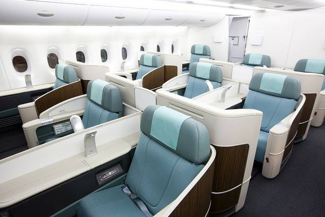 vé máy bay korean air đi saint john canada