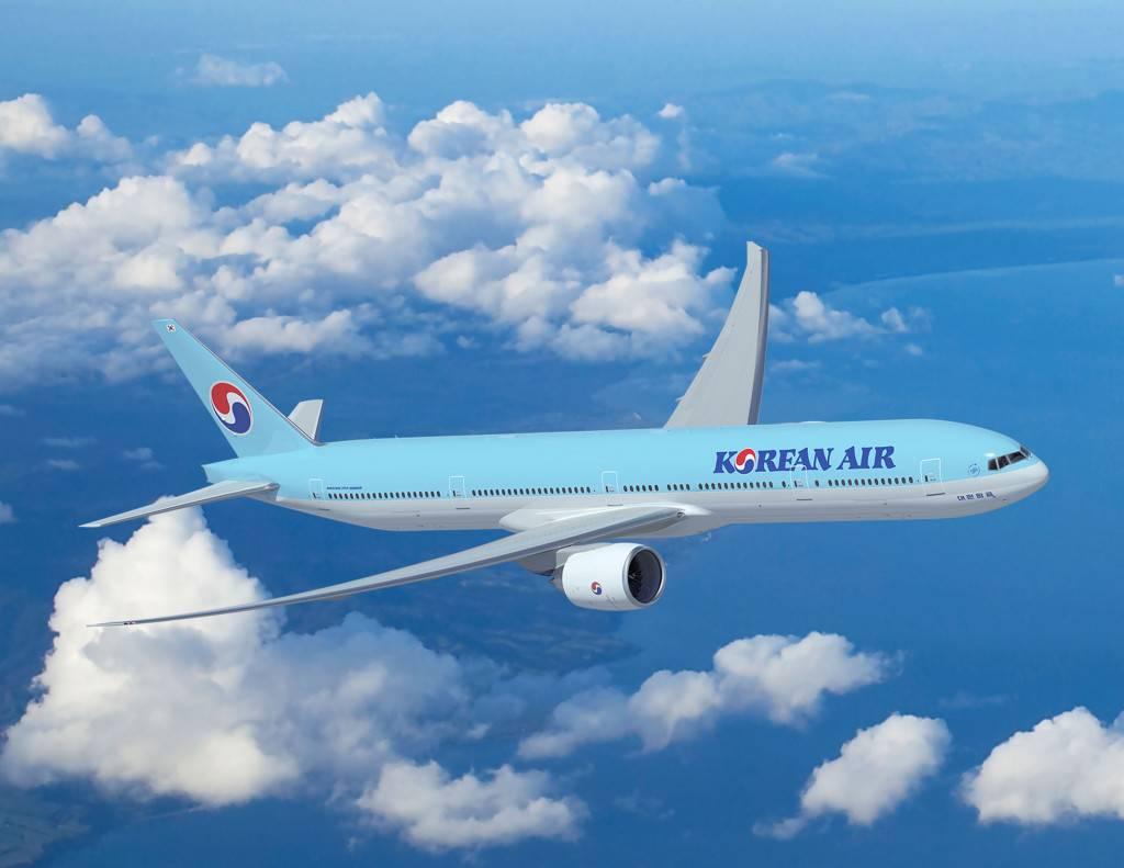 vé máy bay korean air đi victoria