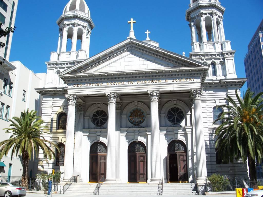 nhà thờ san jose