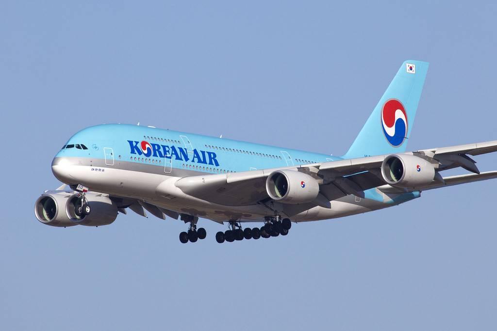 vé máy bay korean air đi baltimore