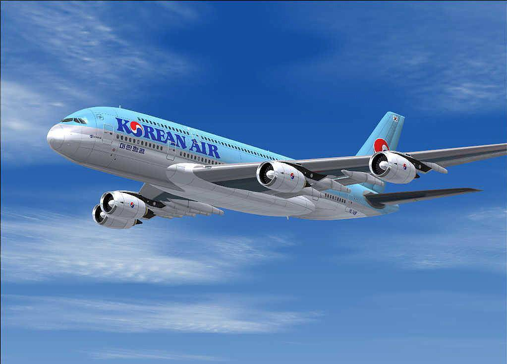 vé máy bay korean air đi charleston sc
