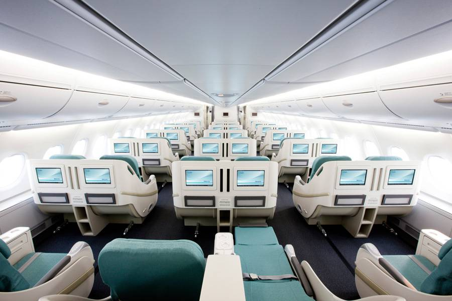 vé máy bay đi columbus ohio hãng korean air