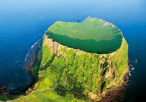 Vé máy bay đi Jeju (Hàn Quốc)- thiên đường tình yêu