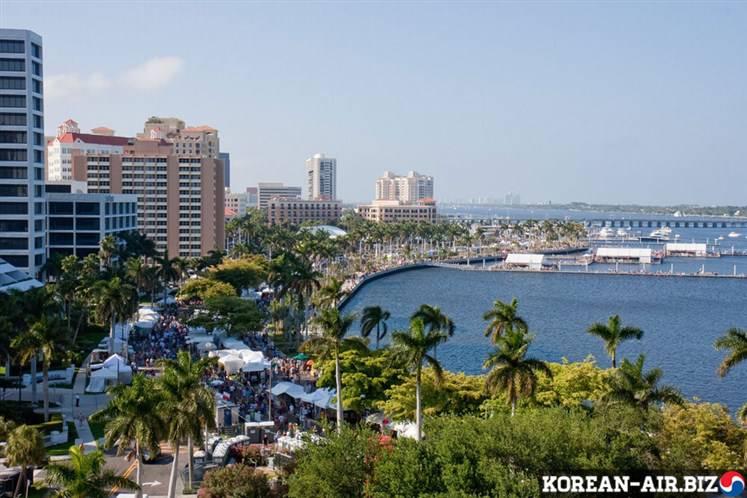 Vé Máy Bay Đi West Palm Beach Mỹ Chỉ Từ 350 USD