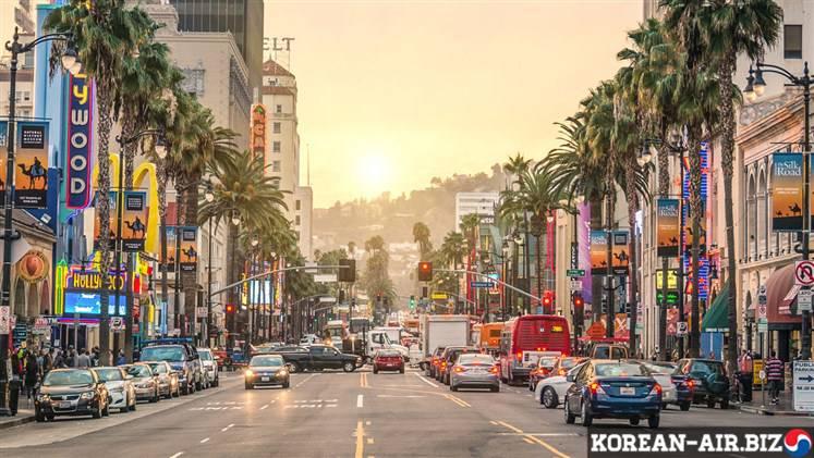 Vé Máy Bay Đi Los Angeles Korean Air Chỉ 332 USD