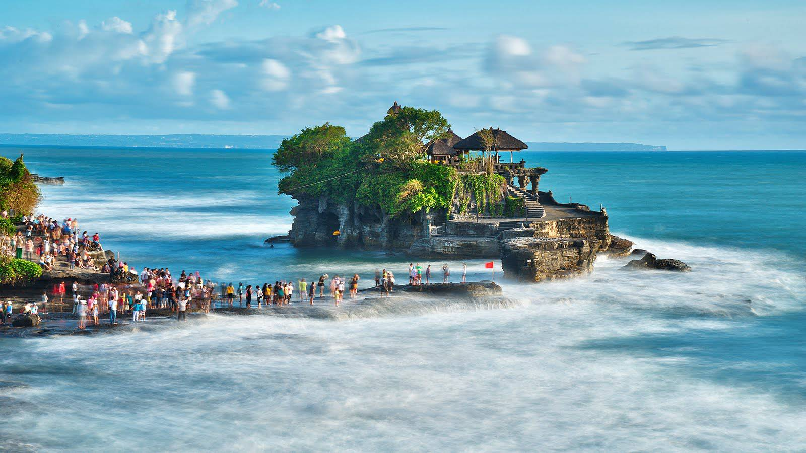 ve may bay di Bali indonesia