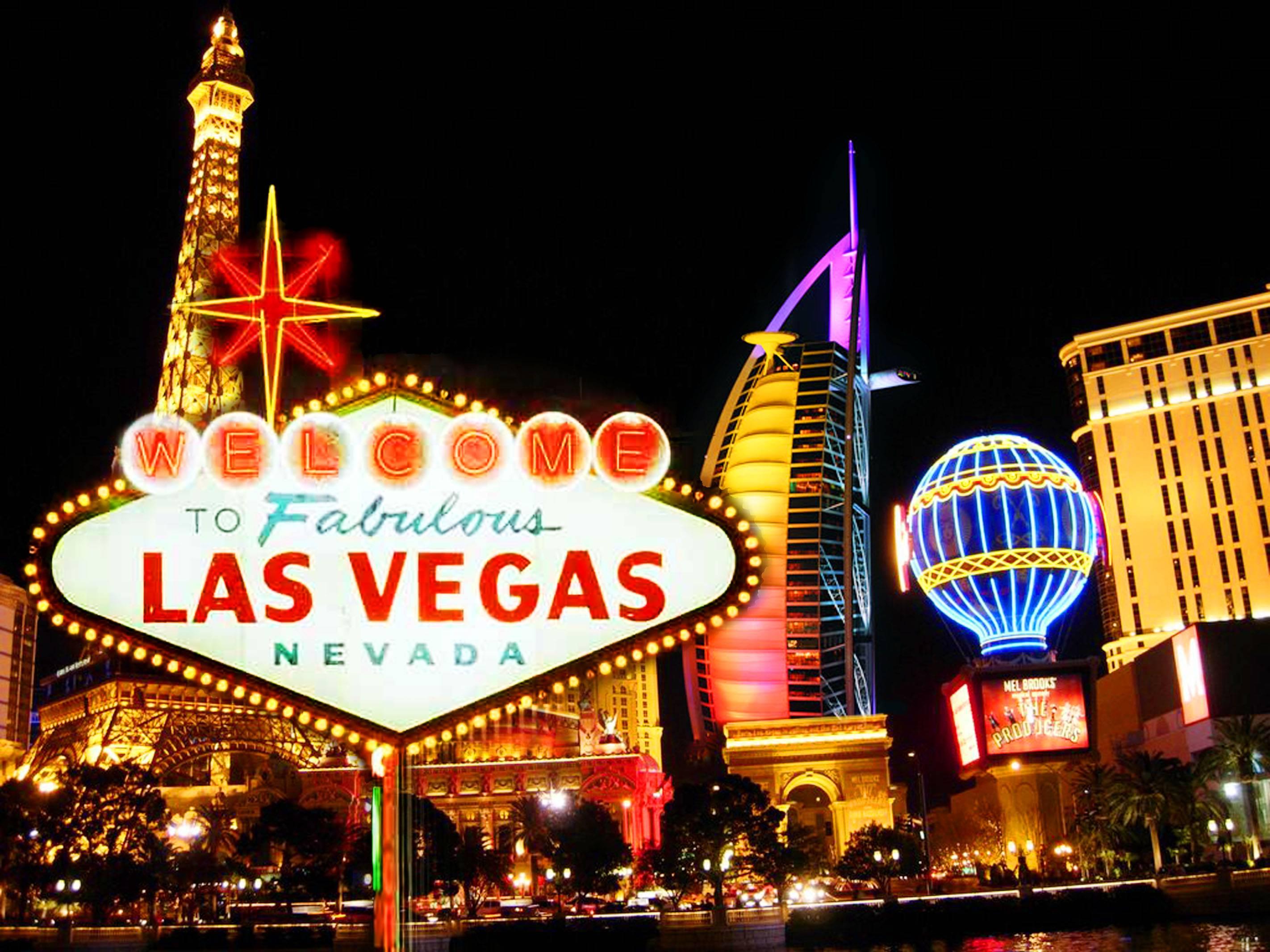 vé máy bay đi Las Vegas
