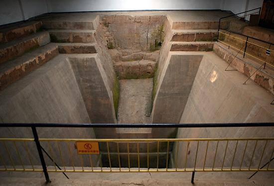 Hơn 3.000 di tích được khai quật ở khu khảo cổ Mawangdui