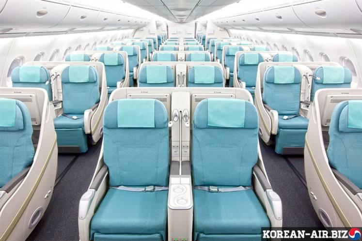 Korean Air Cung Cấp Dịch Vụ Lựa Chọn Chỗ Ngồi Miễn Phí