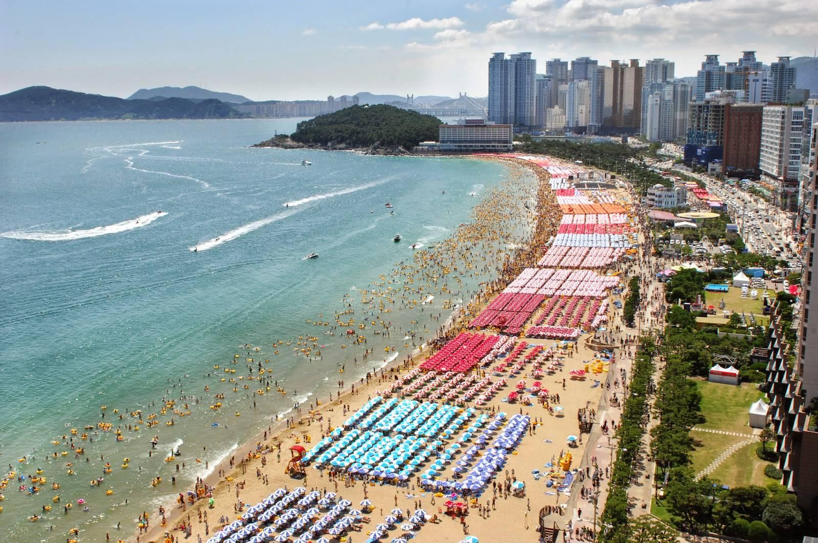 Lễ hội cát Haeundae
