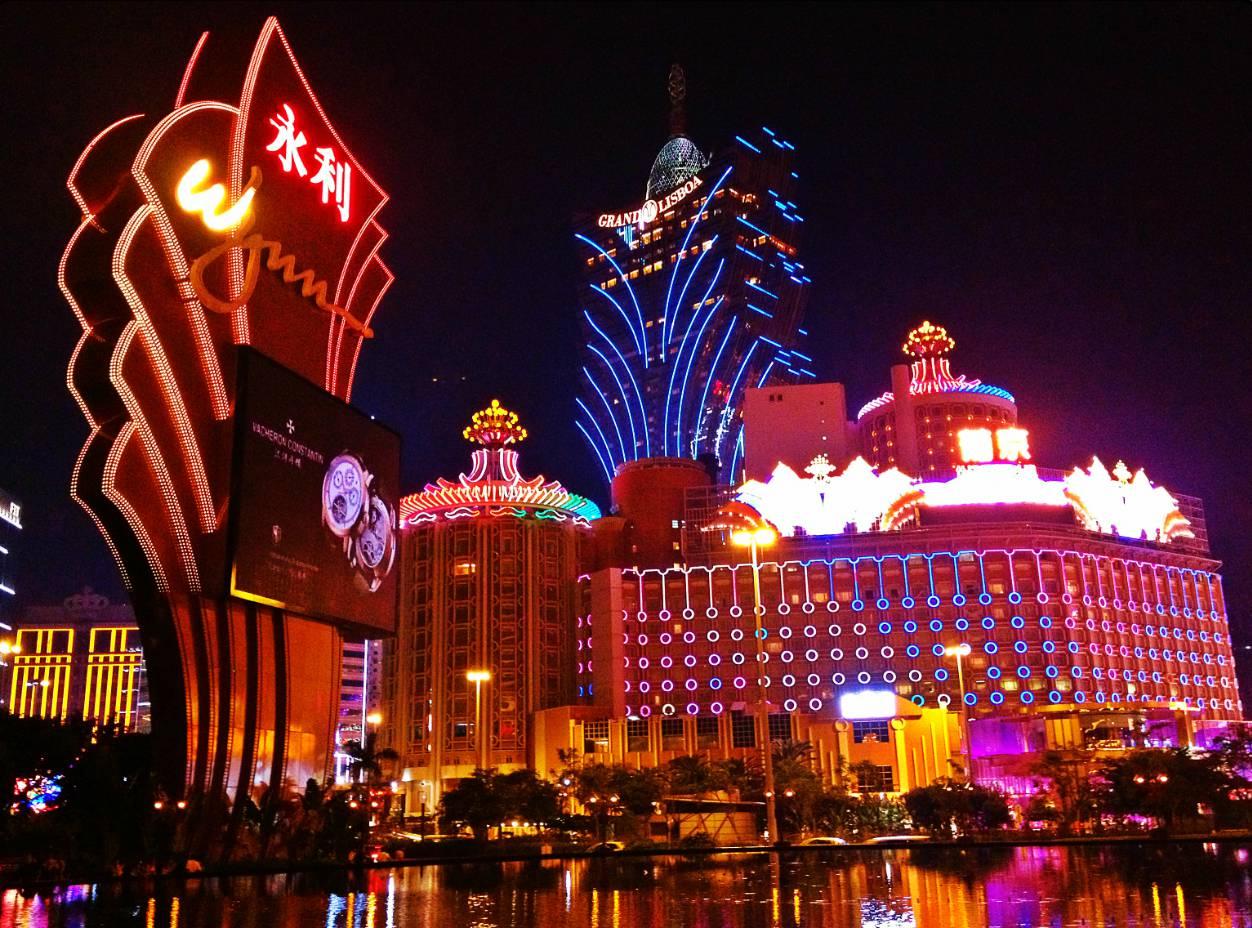 Vé máy bay đi Macau giá rẻ