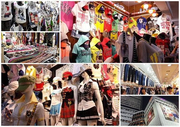 Những địa điểm mua sắm nổi tiếng nhất Seoul