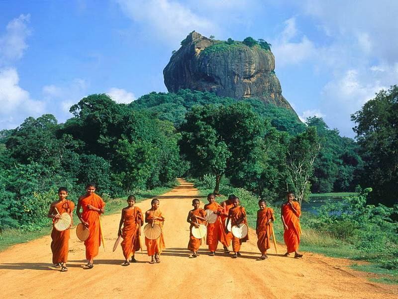 Vé máy bay đi Sri Lanka giá rẻ